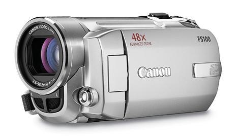 CANON-FS100