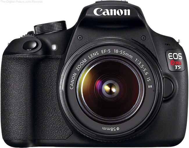 Canon-EOS-Rebel-T5-Front