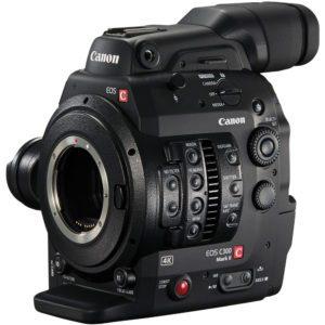 CANON C300 II REPAIR