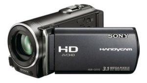 Sony Handycam Repair